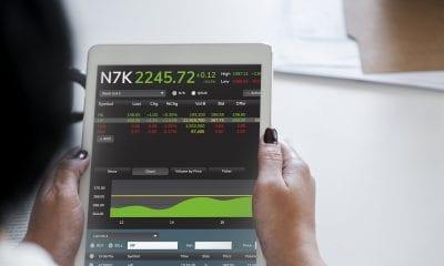 Stocks gain