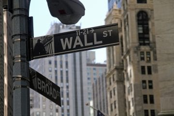 Wall Street first-quarter data