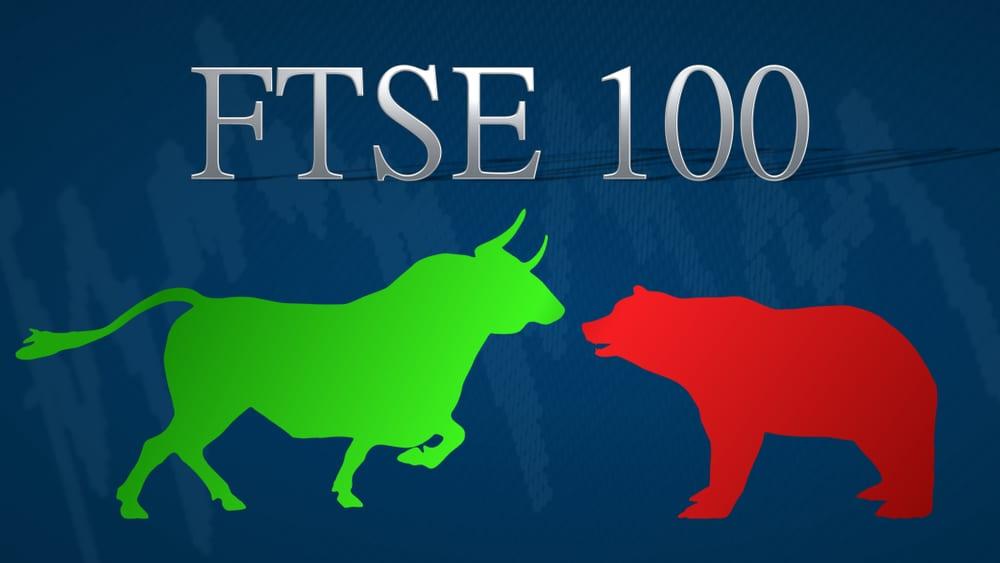 London's FTSE 100