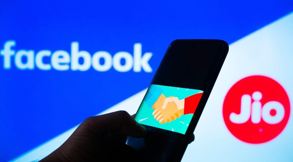 Facebook-Jio