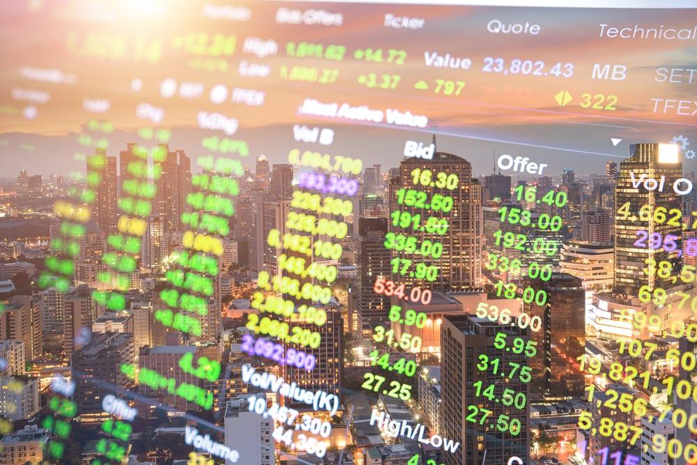 Singapore stock market