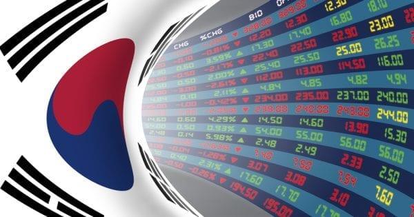 South Korea shares