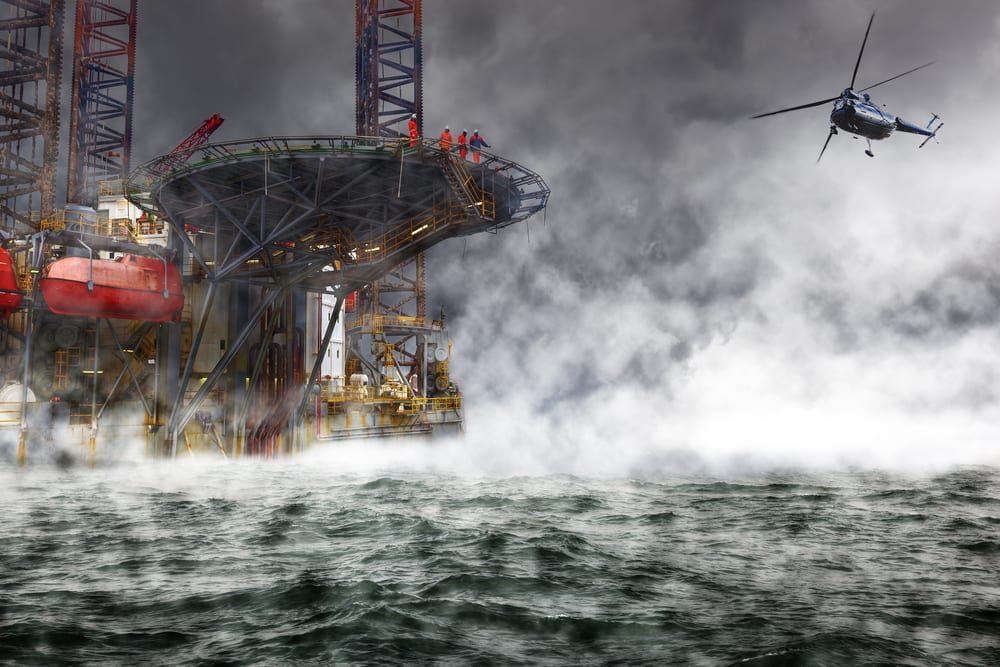 Oil rescues