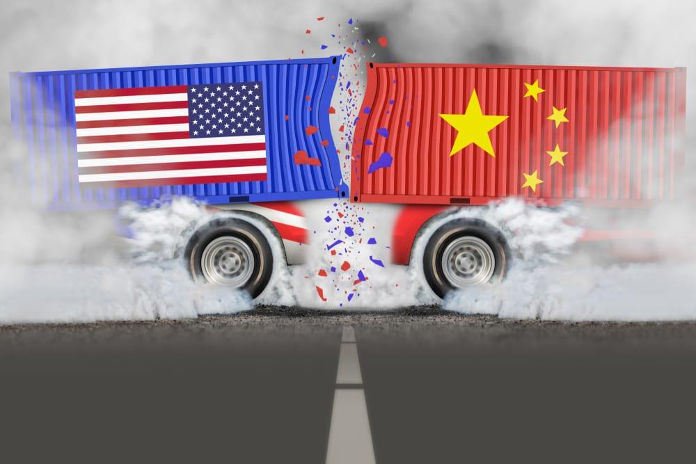 U.S.-China tensions