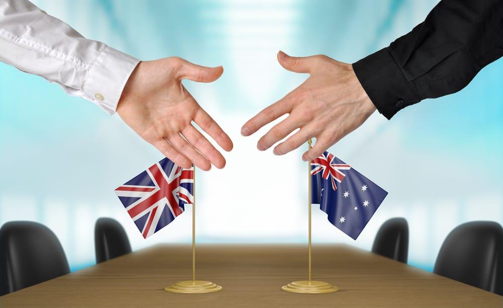 UK Australia free trade