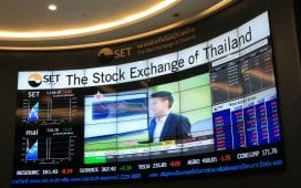 Thai stock market