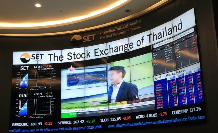Thai stock market