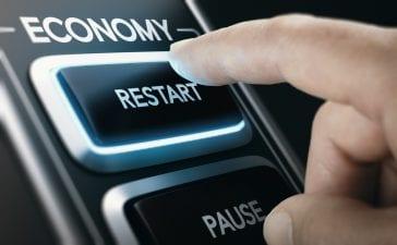 economy recovers