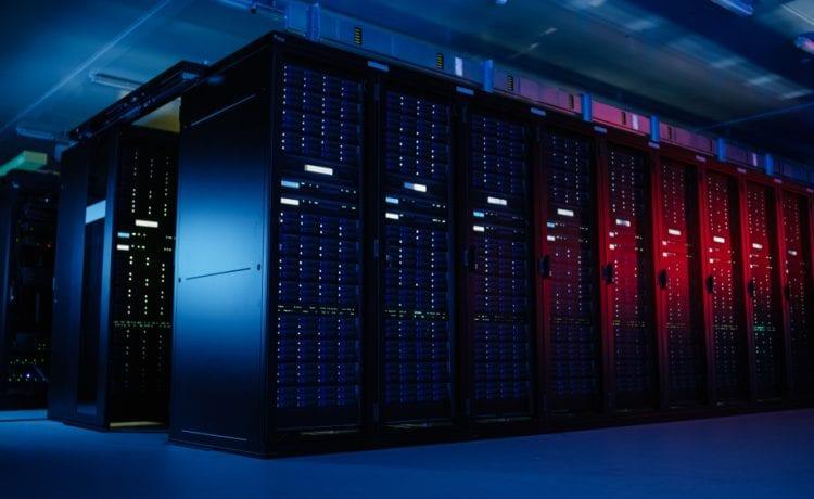 Rackspace server