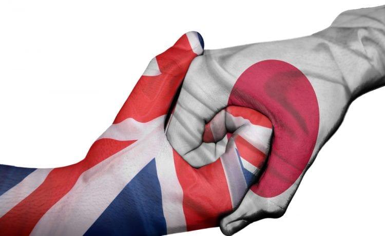 UK-Japan trade