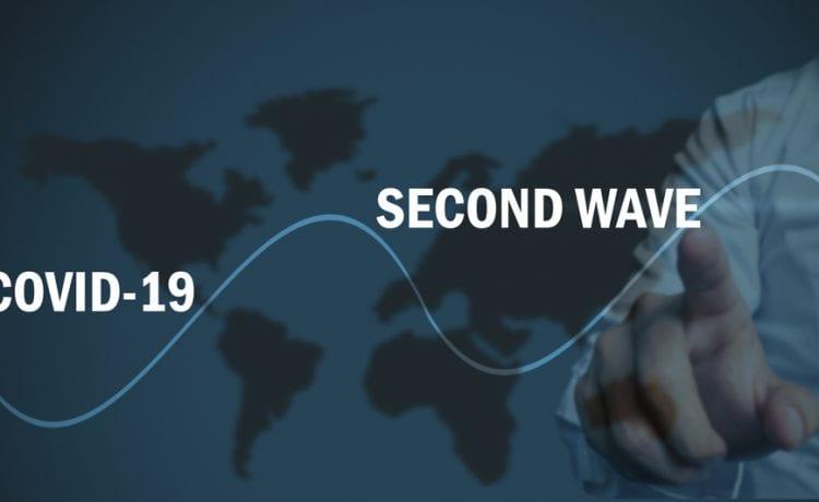 second virus wave