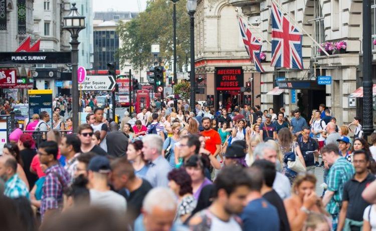 British shoppers