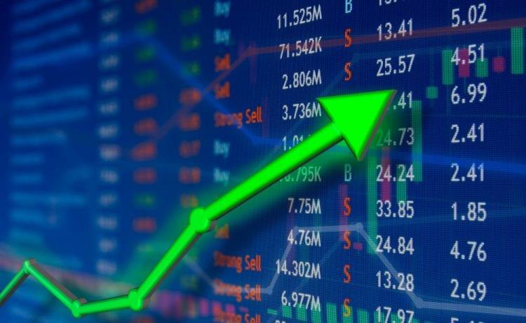 stock markets rise