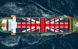 British shipments