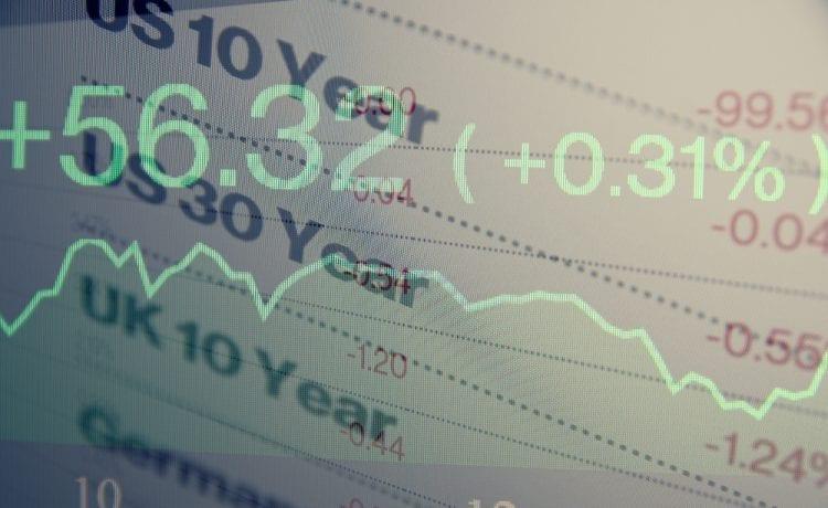 bond yields rise
