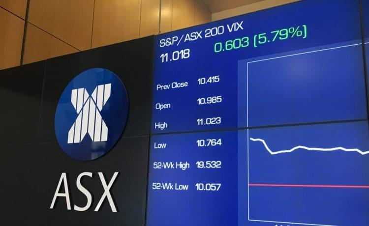 Australian shares