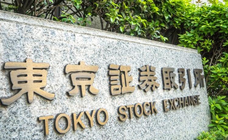 Tokyo stock markets