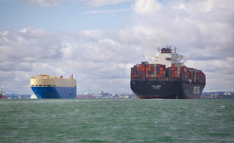 U.K.s-export