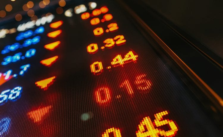 Stock markets in Asia