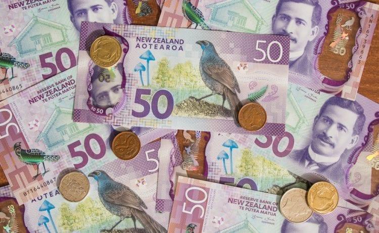 Kiwi dollars
