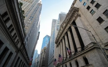 Wall Street hits