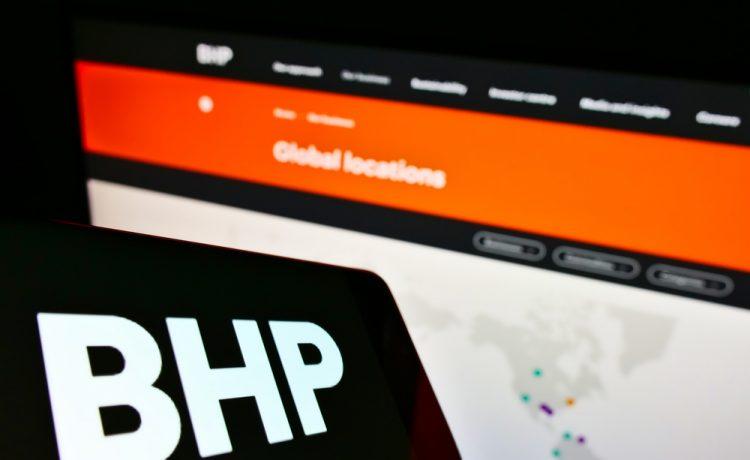 BHP petroleum