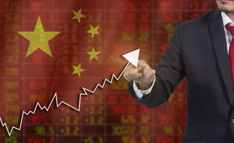 Chinese tech equities
