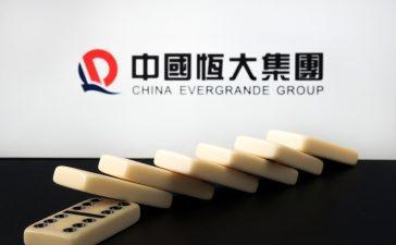Evergrande shares